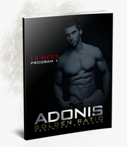 Adonis-Golden-Ratio-Training-Program