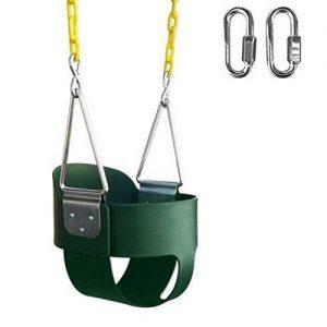 Swing-N-Play High Back Full Bucket Swing