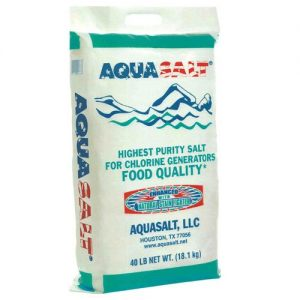 AquaSalt Swimming Pool and Spa Chlorine Generator Salt