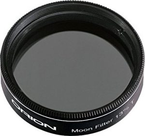 Orion 05662 1.25-Inch 13 Percent Transmission Moon Filter